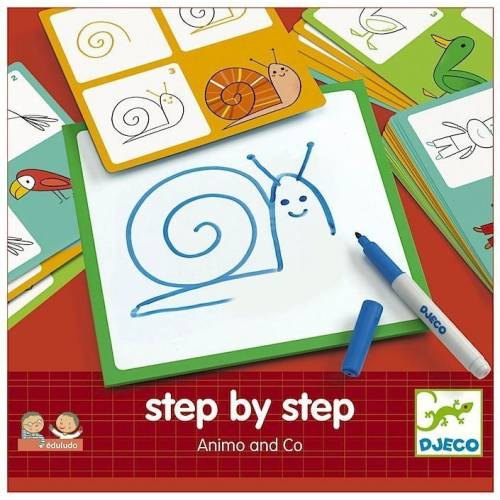 Step by Step Animals and Co