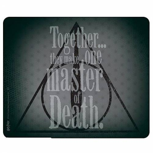 Harry Potter. Alfombrilla Deathly Hallows