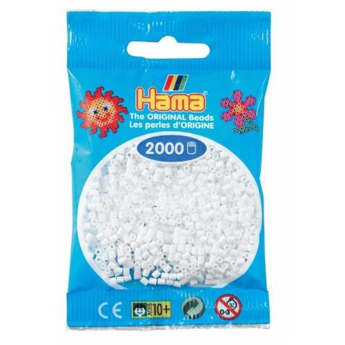 2000 Hama Mini - 01 Blanco