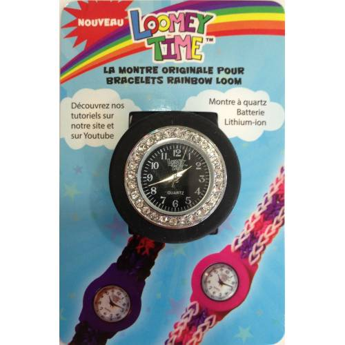 Loomey Time™ Black Bling